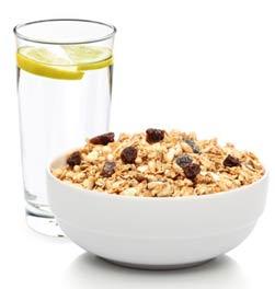 found in cereals