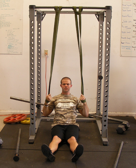 Bands Pulldowns Lat Exercise Video Example