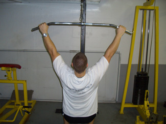 Wide Grip Lat Pulldowns Exercise