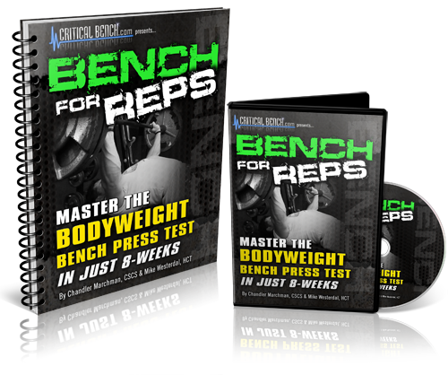 Bench for Reps