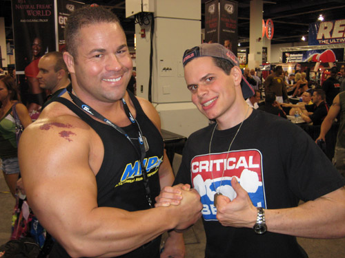 2008 Olympia Photo Gallery Pg 4