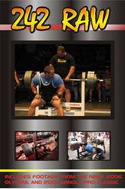 242 RAW - Jeremy Hoornstra Bench Press DVD