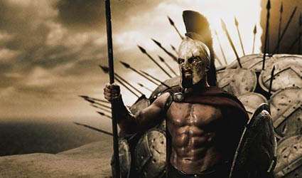 300 Movie Ab Workout Article