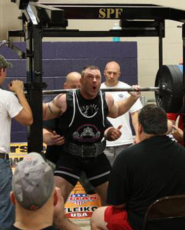 Interview With Powerlifter Adam Hulk Hires