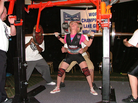 Barbie Barbell - Amanda Harris