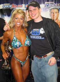 Sylvia Tremblay and Ben Tatar Arnold classic 2008