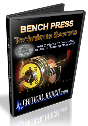 6 ways to improve your bench press