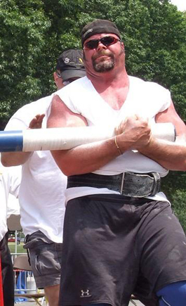 Interview With Strongman Barry Von Perkins