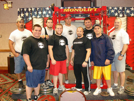 Orlando Barbell Club Powerlifting Team