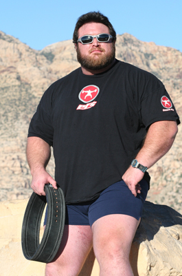 Interview With Powerlifter Chad Aichs