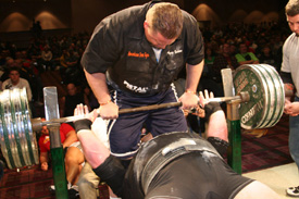 Chad Aichs Future Powerlifting Legend