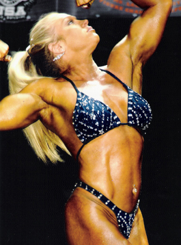 Bencher, Bodybuilder, Strongwoman & Figure Competitor Christi Witmer