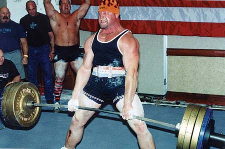 The Chuck Vogelpohl Interview By Jim Wendler For EliteFTS
