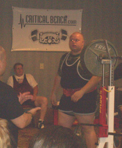 Powerlifter & Future Strongman Cody Yager