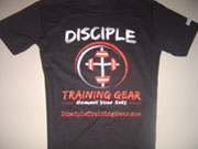 Disciple Training Christian Powerlifting Gear