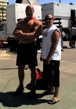 Interview With Light Weight Strongman Competitor Easton Taylor