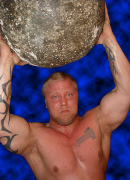 Interview With Norwegian Strongman & WSM Competitor Espen B�s Aune