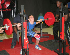 Ben Etringer Teenage Powerlifter