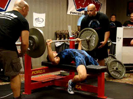 Etringer Raw Powerlifter