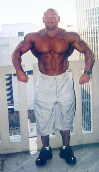 Bodybuilder Powerlifter Al Fortney