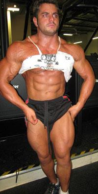 Interview with Bodybuilder Frank Defeo