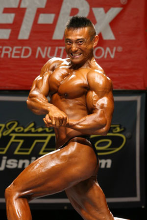 Interview With Japanese Natural Bodybuilder Keisuke Yoshida aka K44