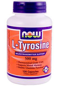 Why L-Tyrosine and What Does It Do?