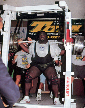Mark Henry The Strongest Man That Ever Lived