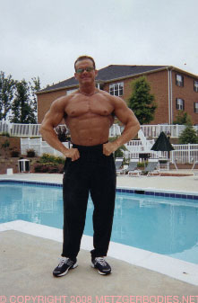 Interview With Pro Bodybuilder Mark Metzger