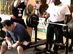 Paul Bossi 100% RAW Powerlifting Bench Program