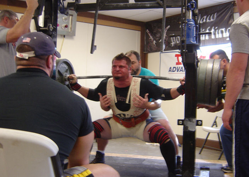 Interview With Slovakian Powerlifter Peter Mlynarcik