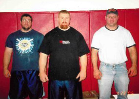 Todd Schott - Brother - & Powerlifting Coach