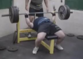 Scott Yard Bench Press