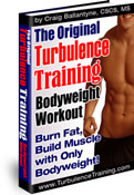Bodyweight Turbulance Training