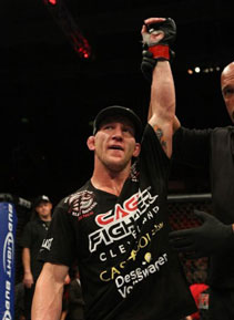 Interview with UFC Fighter Gray Maynard
