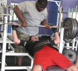 Interview With Powerlifter Wayne Stover