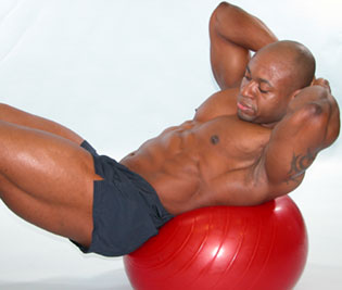 Add To Your Routine: Ab Workout With Ball