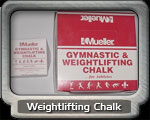 Lifting Chalk for Exercise Fitness