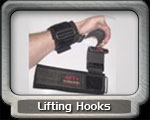 Lifting Hooks for Exercise Fitness