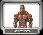 Bodybuilding and Powerlifting Contest Trophies and Sculptures