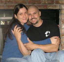 Danny Aguirre and Wife