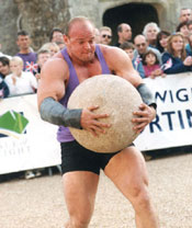 Strongman Interviews