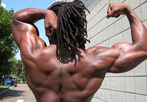 Bodybuilding Training Tip For More Growth Hormone Release