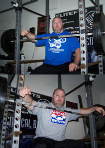Bench Press Considerations