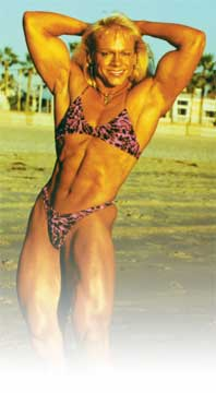 Bench Press Girl Anita Ramsey