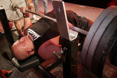 bench press improvement article
