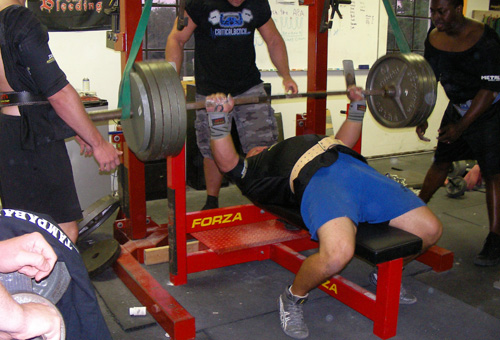 How To Get Past And Break A Bench Press Plateau
