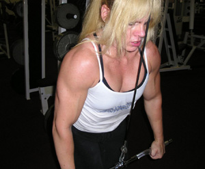 Bench Press Rut Busters With Anita Ramsey