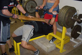 Benchpress Boards for Benching