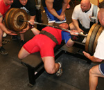 World Record Bench Press